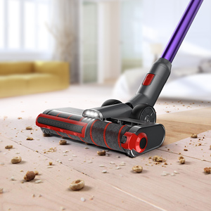 Large hardfloor brush