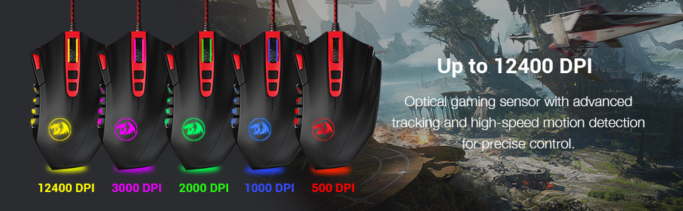 DPI Optical Gaming Sensor