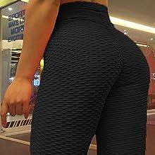 tiktok leggings tiktok pants Booty Leggings High Waisted Yoga Pants Workout Tummy Control Tights