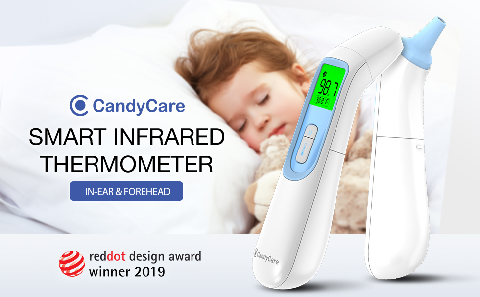 CandyCare Smart Infrared Thermometer