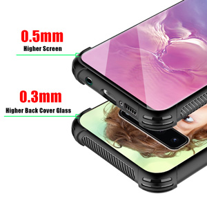 Protect screen and camera