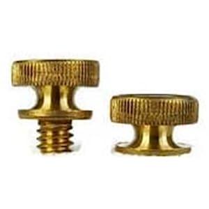 knurled head thumb screws