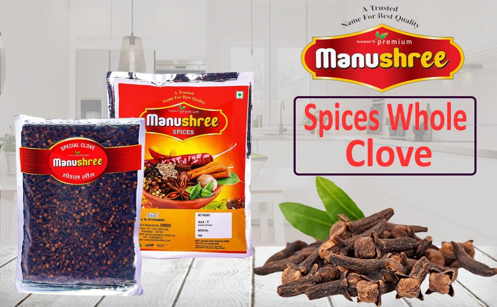 clove spices