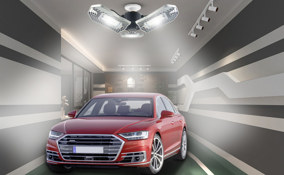 led garage light 80W