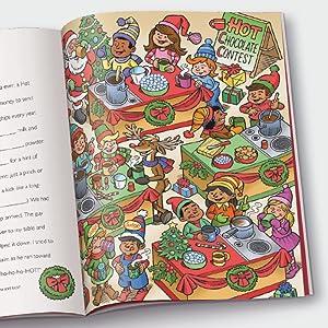 Young Kids Christmas Gifts, Educational Christmas Presents, Fun Christmas Gifts Kids, Holiday Books