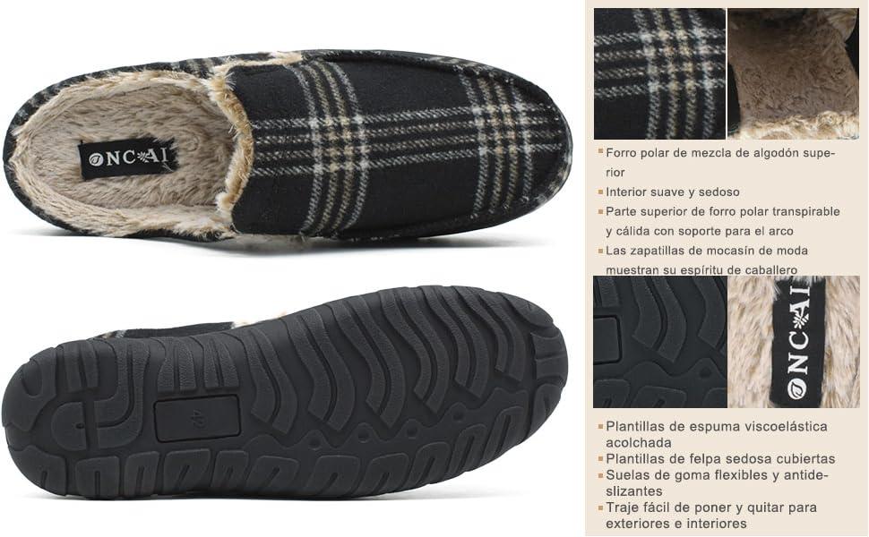 men house slippers