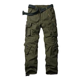 Pantalones tácticos clásicos