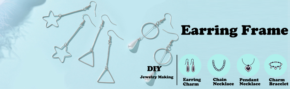 Ceramic Earring CharmsEarring PendantsClay Earring CharmsRainbow Charm SetRectangle CharmsCharm SetBohemian Jewelry MakingArtistic