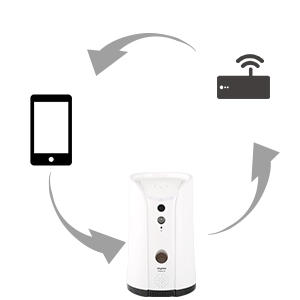 remote wifi connection