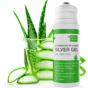 Colloidal Silver Aloe Vera