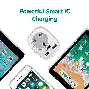 Smart IC Charging