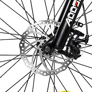 electric bike 7 speed gears