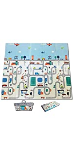 Car City Play Mat