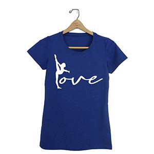 love gymnastics shirt tee top