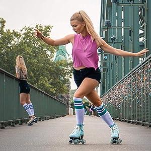 skating dancing scarlett pro skatergirl rollerdisco rollerskate