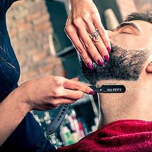 straight razor, barber razor