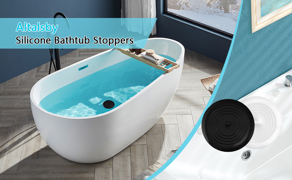 bathtub stoppers