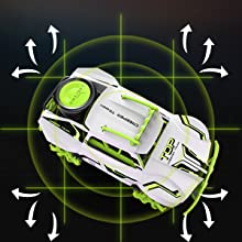 all-round movement RC CAR