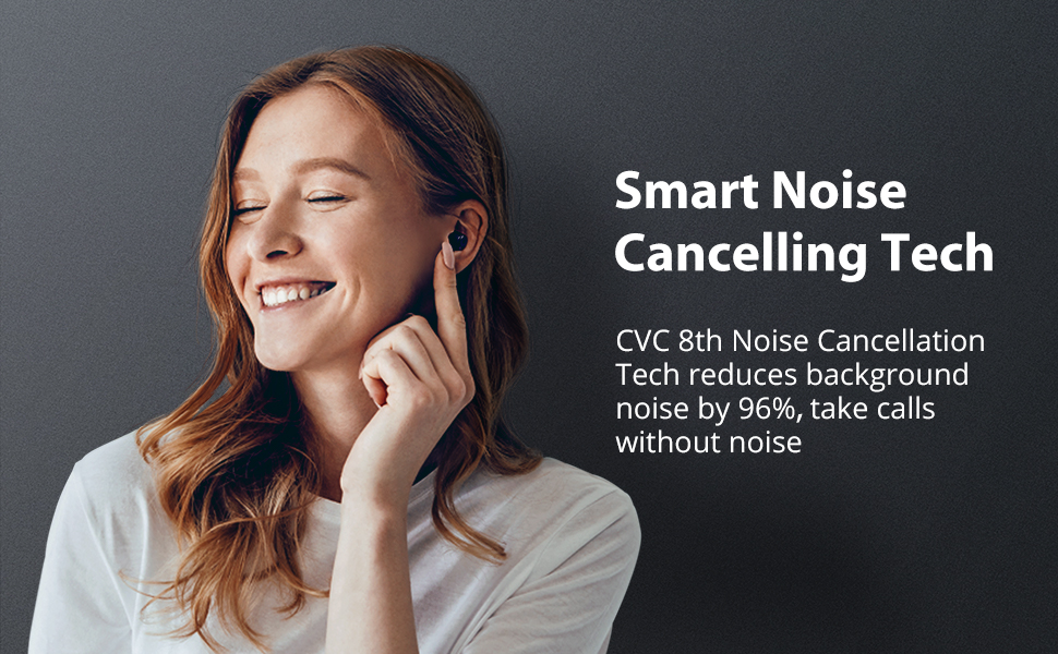 wireless earbuds noise cancelling
