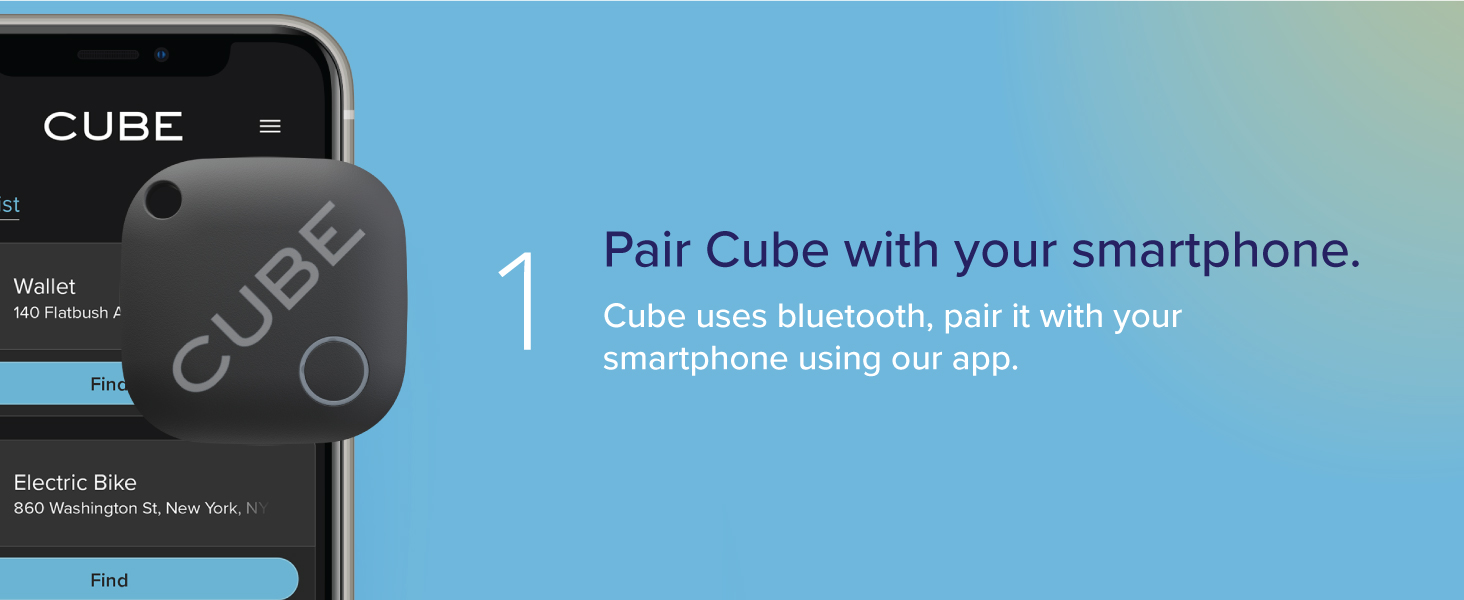 pairing cube