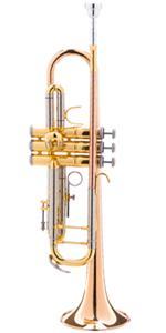 standard trumpet MTT-30GB lacquered