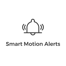 icon smart motion alerts
