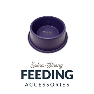 Extra-Strong Feeding Accessories