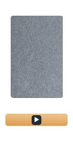 Chair Mat -light gray