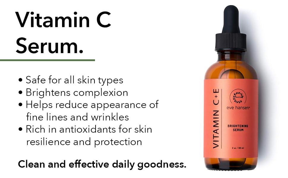 vitamin c oil dark spot corrector for face vitamin c serum with hyaluroinc acid serum