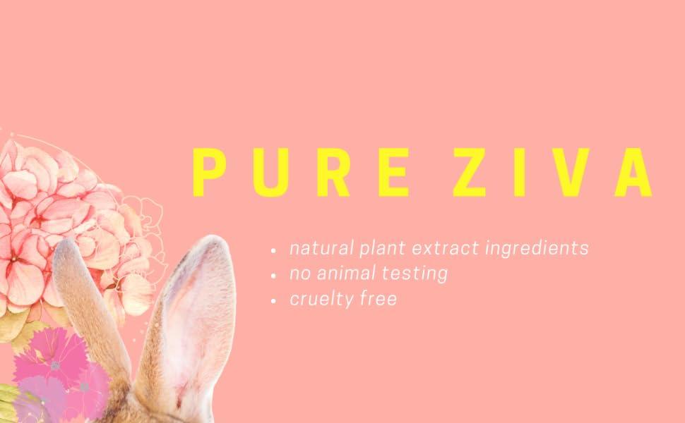 pure ziva makeup cruelty free no animal testing