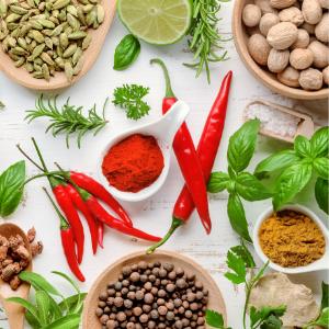 Versatil mixture of spices