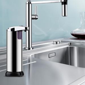 dispensador de jabón con sensor