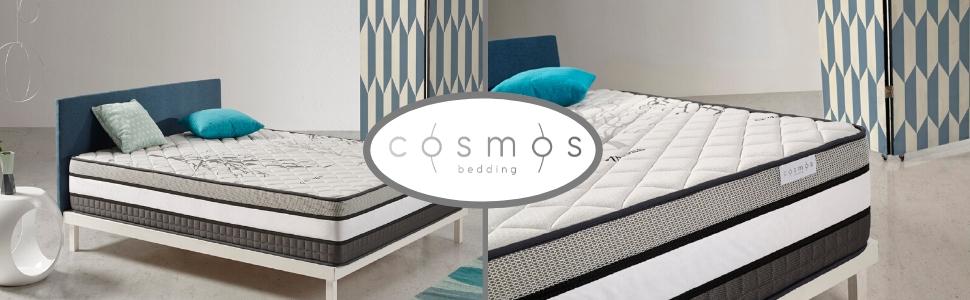 COSMOS | Solar | Colchón 150x190 Cm Viscoelástico Multicapa ...