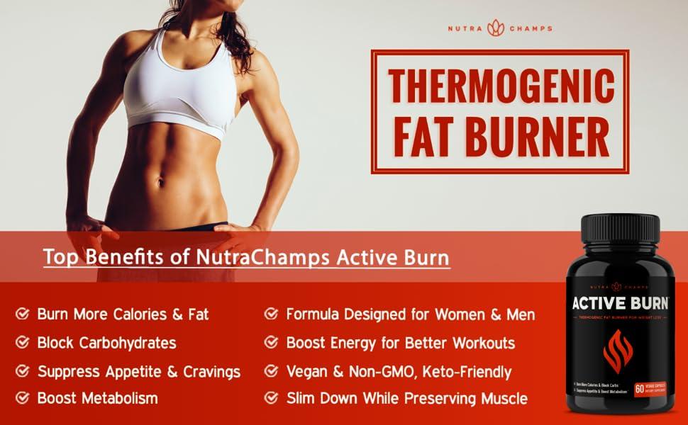 weight loss fat burner supplement