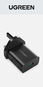 qc 18w fast charging