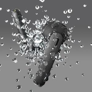 IPX6 Water Resistant