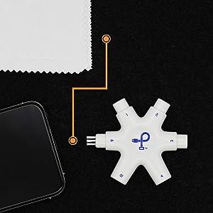 pureport, iphone multitool, iphone cleaner