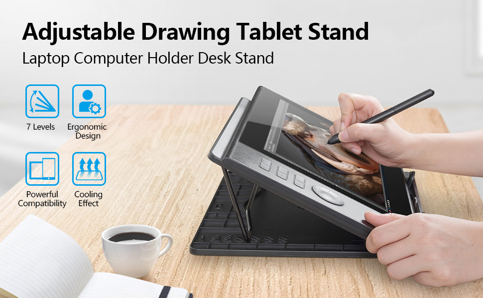 drawing tablet stand