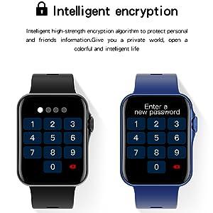 intelligent encryption