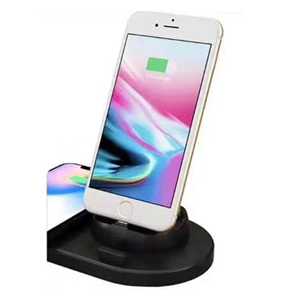 Qi Fast iphone Charging Dock