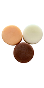 Citrus, Argan and Unscented 3 pack - Shampoo Bars (available individually)
