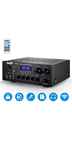 Moukey Bluetooth Power Amplifier System