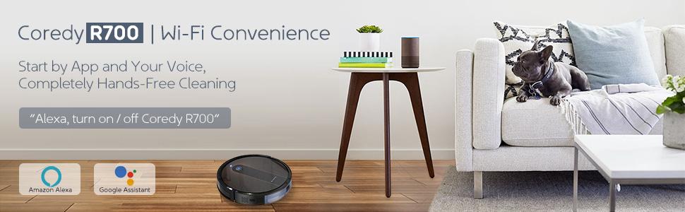 R700 vacuum cleaner