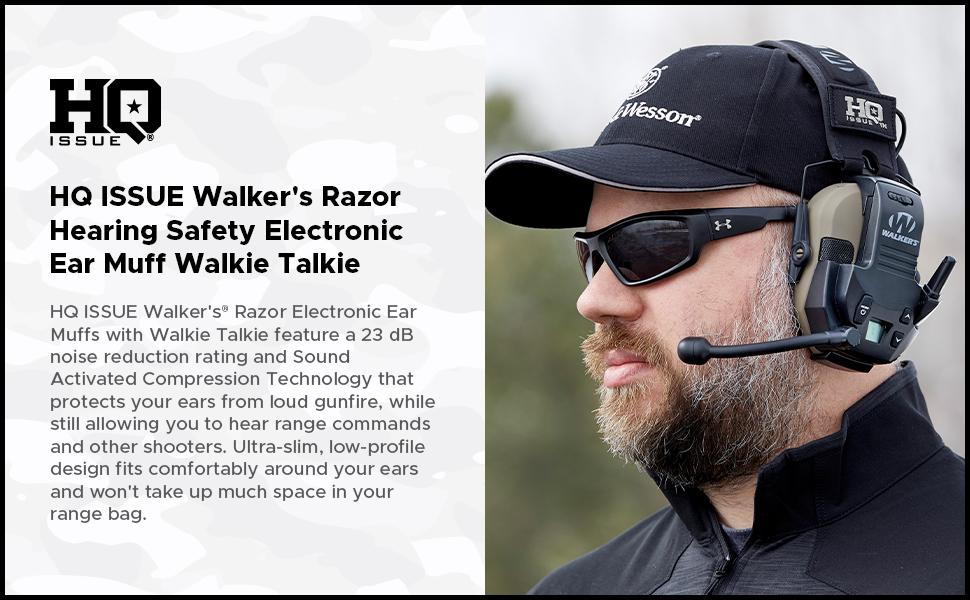 HQ Issue Walker's Hearing