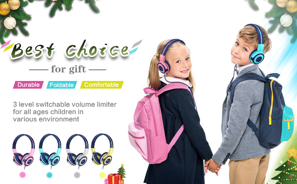 headphones as gift for children