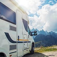 Raam deuralarm alarmsystemen inbraakbeveiliging camper aanhangwagen