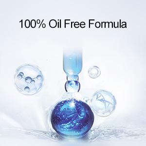 oil free formula