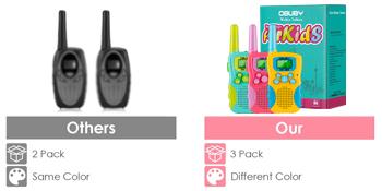 walkie talkie toddlers