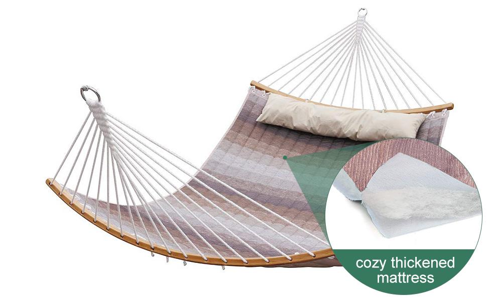 curved hammock