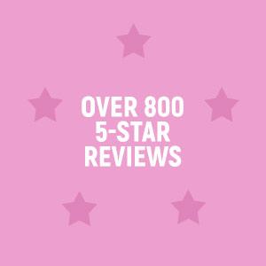 LuLu 11 has 800 positive reviews